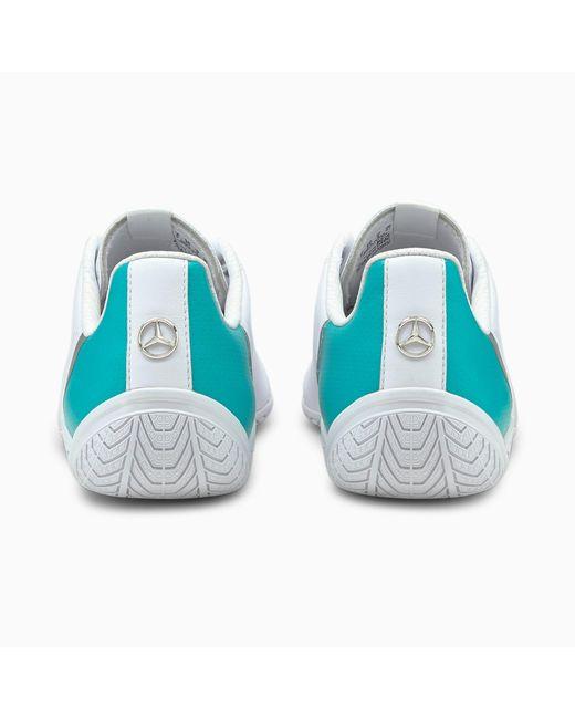 Chaussures De Sport Automobile Mercedes F1 Ridge Cat PUMA en coloris Multicolor