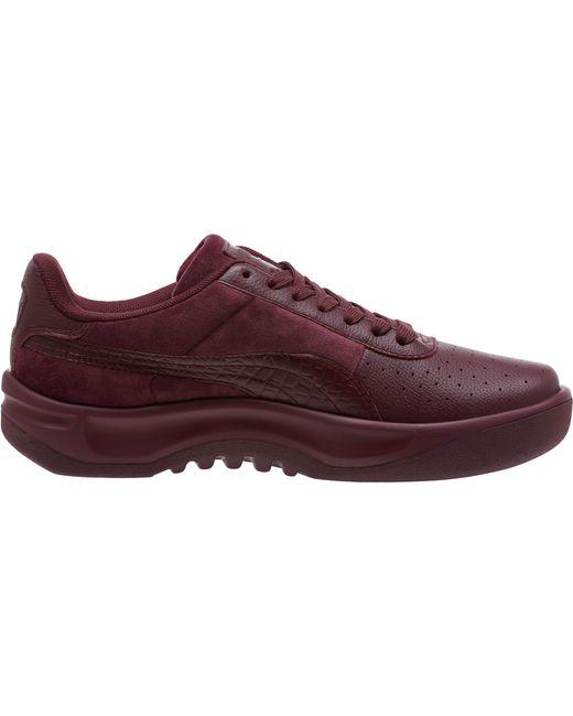 03fa4b6a4b8 ... Lyst PUMA - Multicolor California Velour Mix Women s Sneakers ...