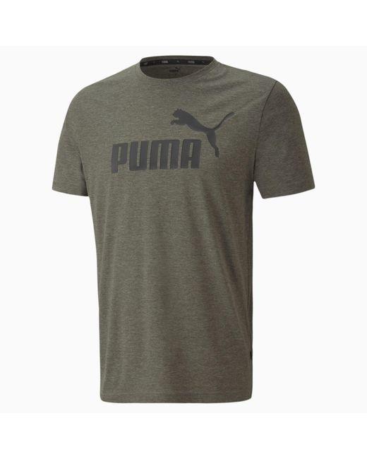 PUMA Meliertes T-Shirt in Multicolor für Herren