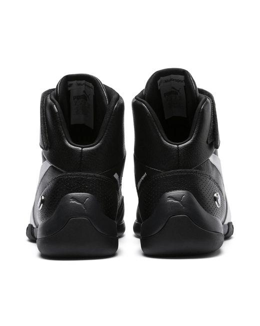 d6b1e7daf09 Black Bmw M Motorsport Kart Cat Iii Mid Men's Shoes