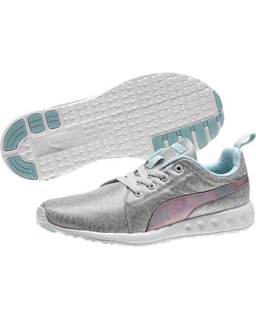 Carson  Metallic Women S Running Shoes