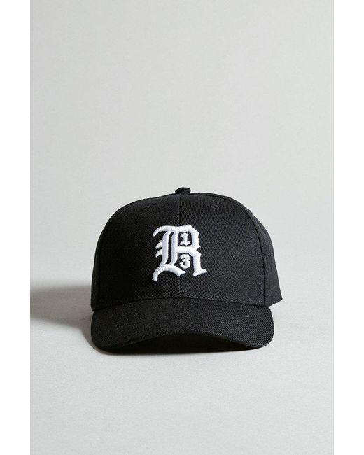 b5360d92dfb ... R13 - Black Baseball Hat for Men - Lyst ...