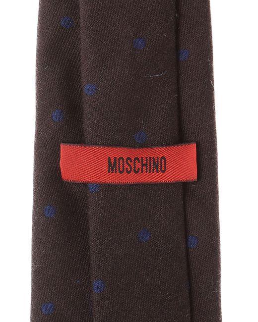Corbatas Baratos en Rebajas Moschino de hombre de color Multicolor