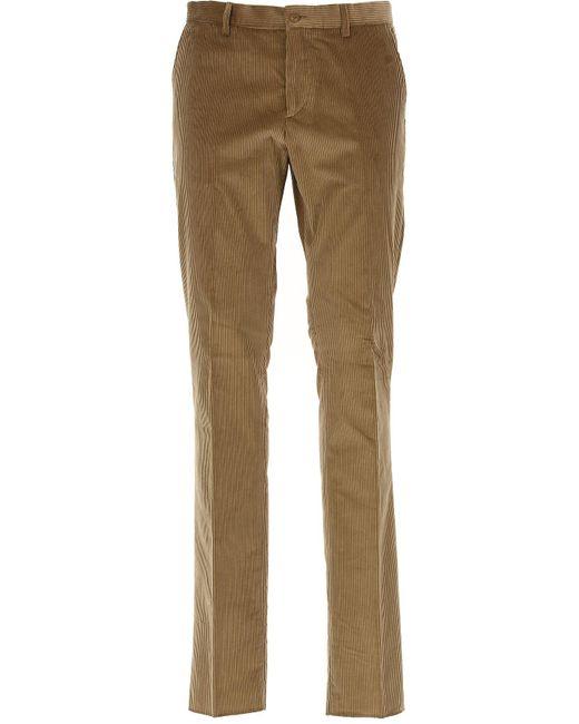 Etro - Multicolor Pants For Men On Sale for Men - Lyst