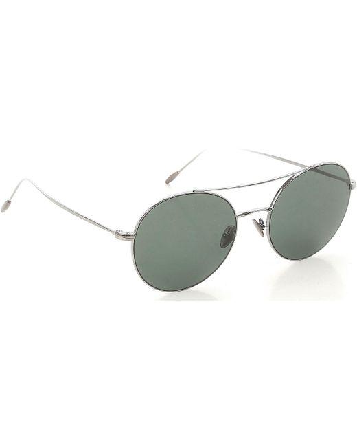 Giorgio Armani - Metallic Gafas y Lentes de Sol Baratos en Rebajas for Men  - Lyst ... 7316afa61c61