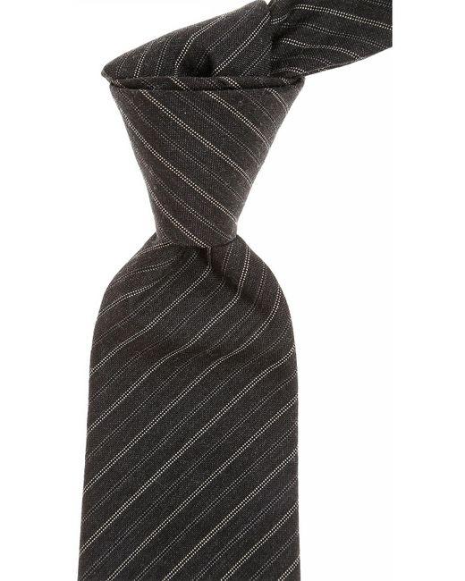 Valentino Black Ties On Sale for men