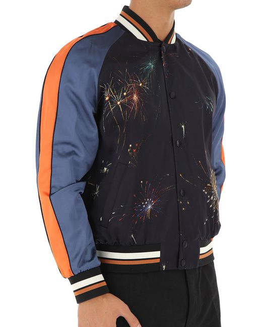 styles de mode nouvelle collection style limité Veste Homme Pas cher en Soldes Outlet de coloris bleu