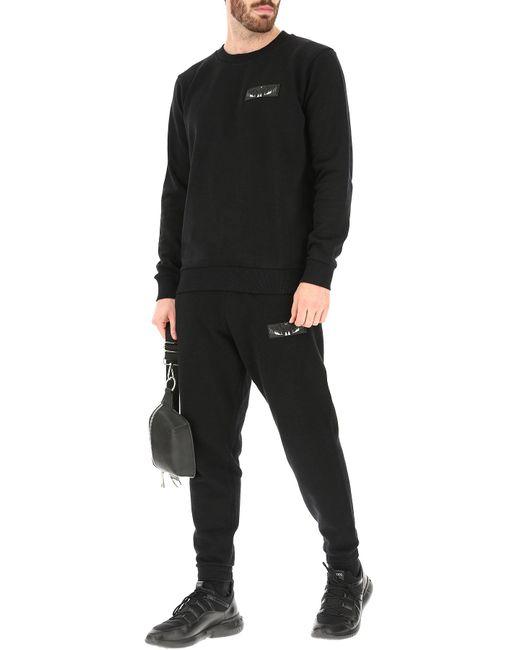 VÊTEMENTS Homme Marcelo Burlon pour homme en coloris Black