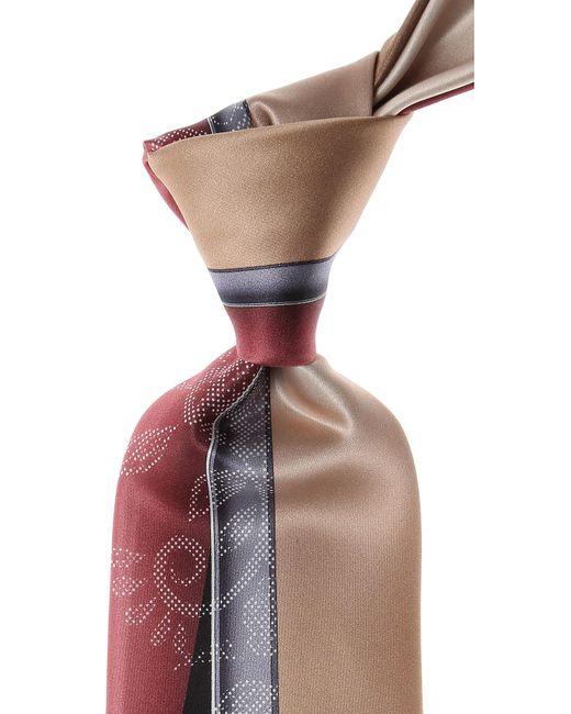Cravates Pas cher en Soldes Vitaliano Pancaldi pour homme en coloris Multicolor