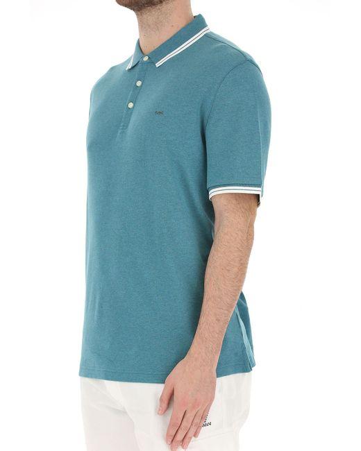 86507af7 ... Michael Kors - Blue Clothing For Men for Men - Lyst ...