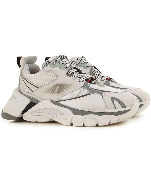 Ash Zapatillas Deportivas de Mujer de color blanco