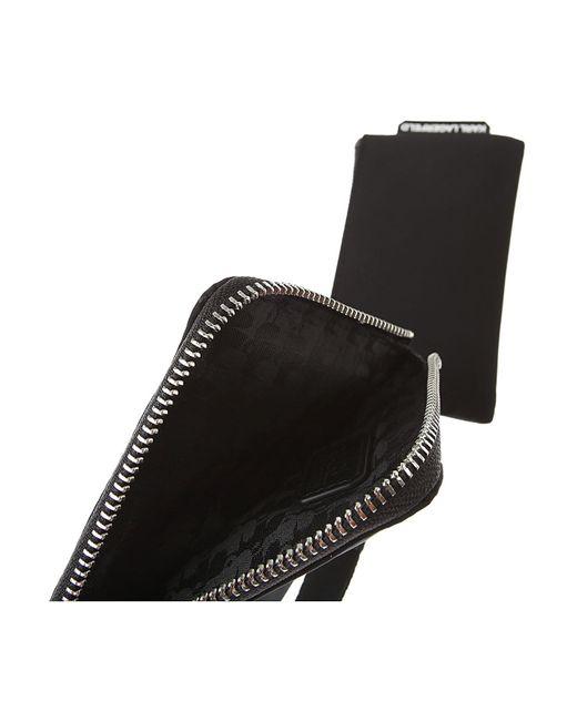 Bolsas Karl Lagerfeld de hombre de color Black