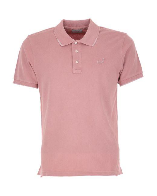 Jacob Cohen Pink Clothing For Men for men