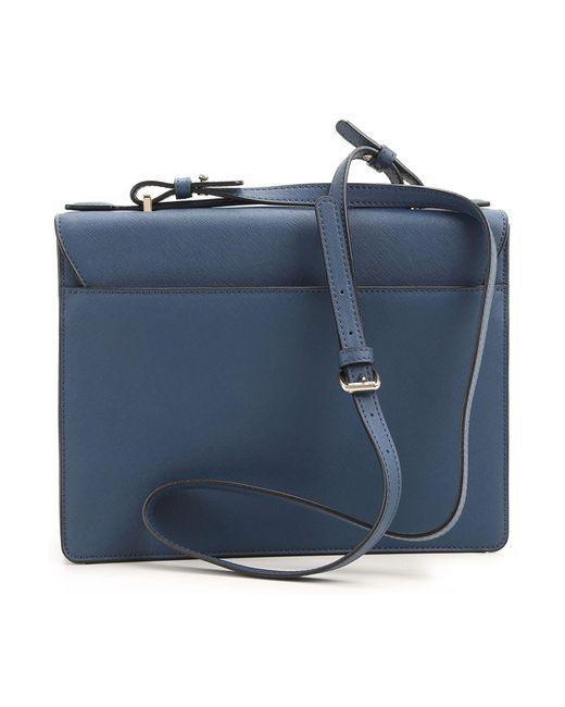 c6ab5e3c8915 ... Vivienne Westwood - Blue Shoulder Bag For Women - Lyst ...