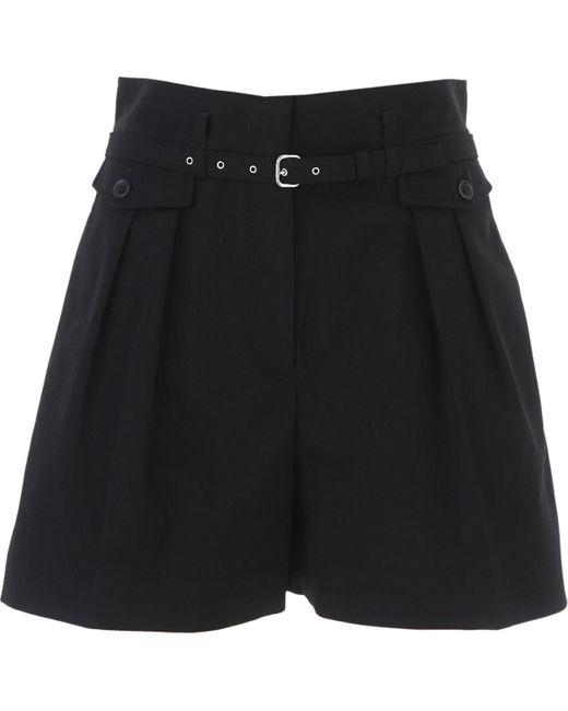 Shorts para Mujer RED Valentino de color Black
