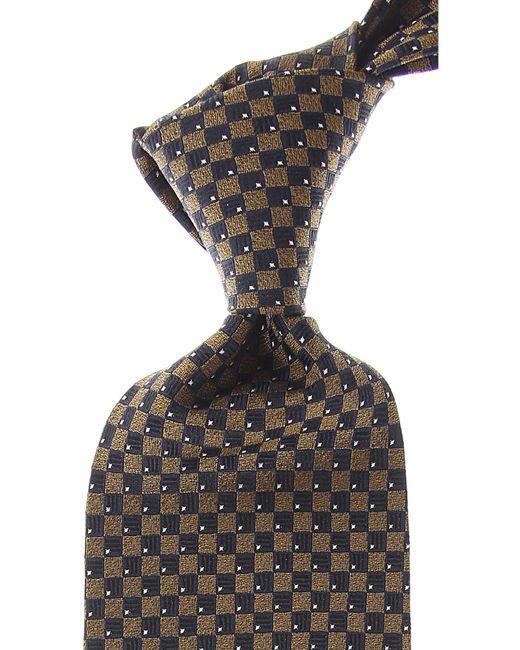 Cravates Pas cher en Soldes Balmain pour homme en coloris Multicolor