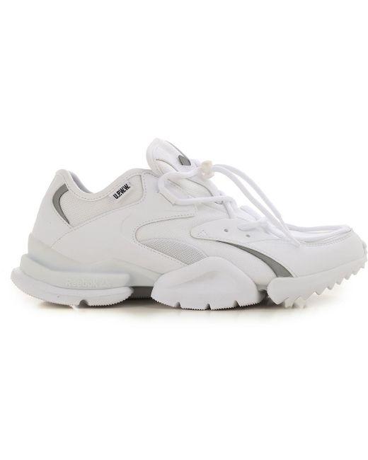 0bec95ad ... Reebok - White Shoes For Men for Men - Lyst ...