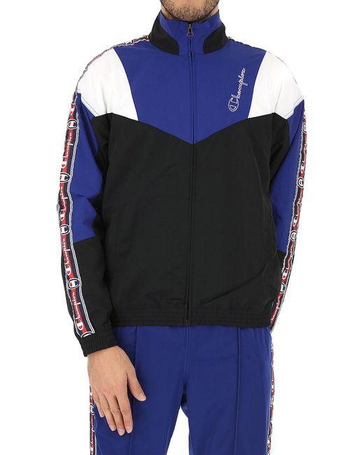 ... Champion - Blue Vêtement Homme pour entraînement de Gym et Jogging Pas  cher en Soldes for ... a0dffda14159