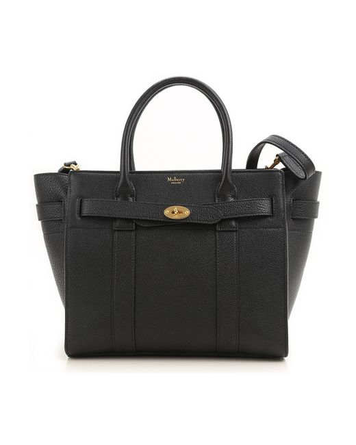 ba527f900444 Lyst - Mulberry Tote Bag in Black - Save 21%