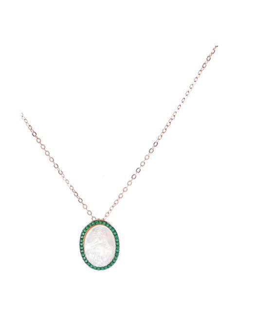 Colliers Francesca Angelone en coloris Metallic