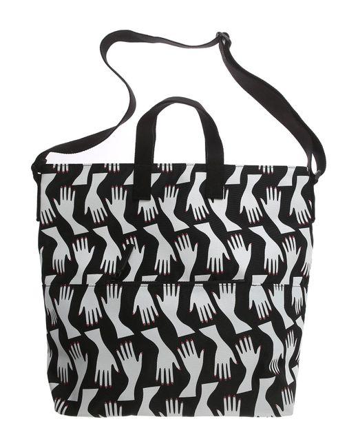 Lulu Guinness - Black Tote Bag - Lyst