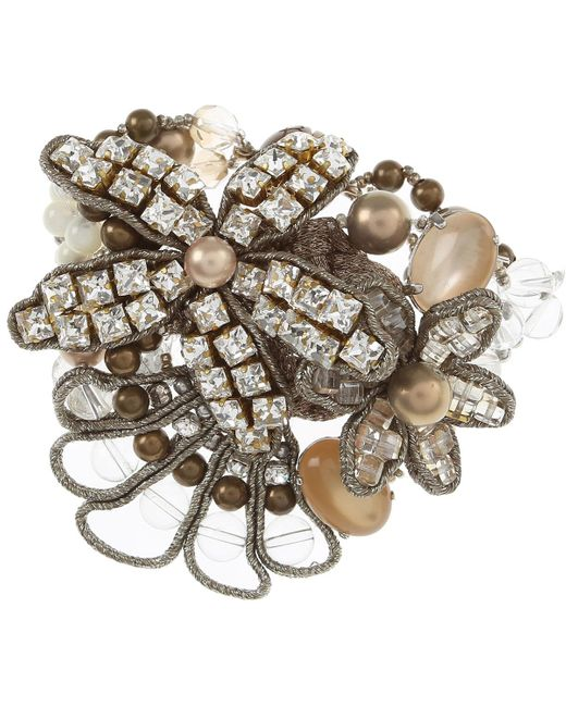 Tataborello Metallic Bracelet For Women