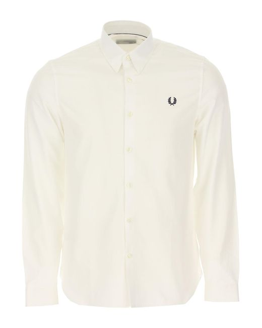 Fred Perry Multicolor Clothing For Men for men