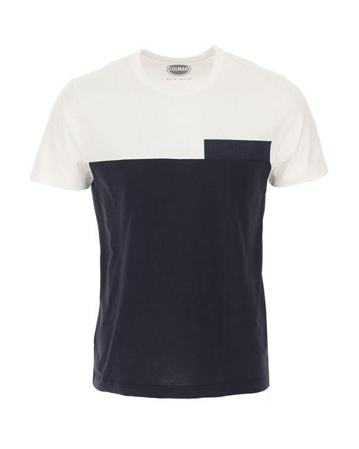 Colmar Blue T-shirt For Men for men