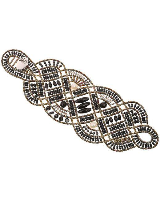 Ziio Jewellery - Black Womens Jewelry - Lyst