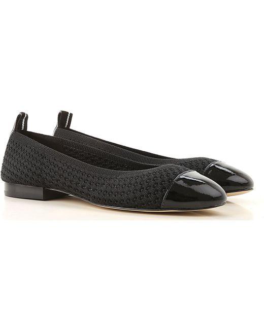 Michael Kors Black Shoes For Women