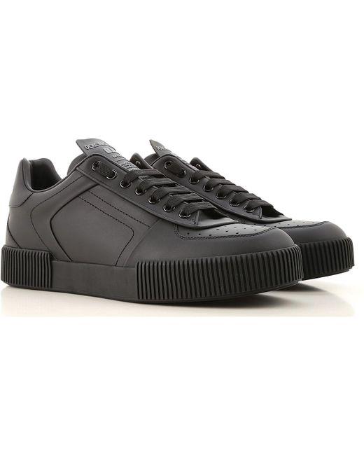Dolce & Gabbana Sneaker für Herren in Black für Herren