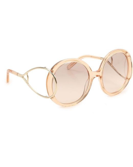 Chloé Multicolor Sunglasses