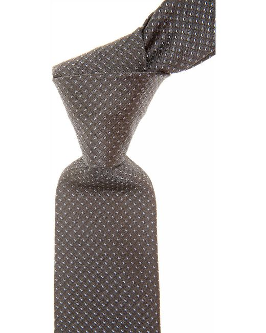 Givenchy Gray Ties On Sale for men