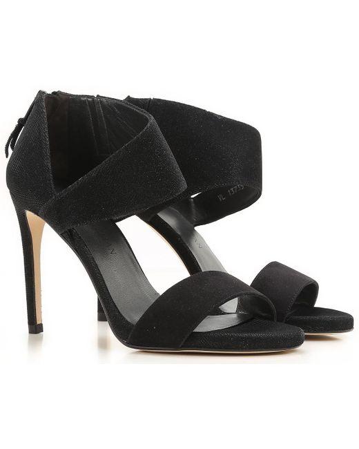 Stuart Weitzman - Black Shoes For Women - Lyst