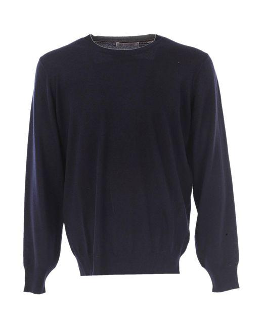 Brunello Cucinelli - Blue Clothing For Men for Men - Lyst