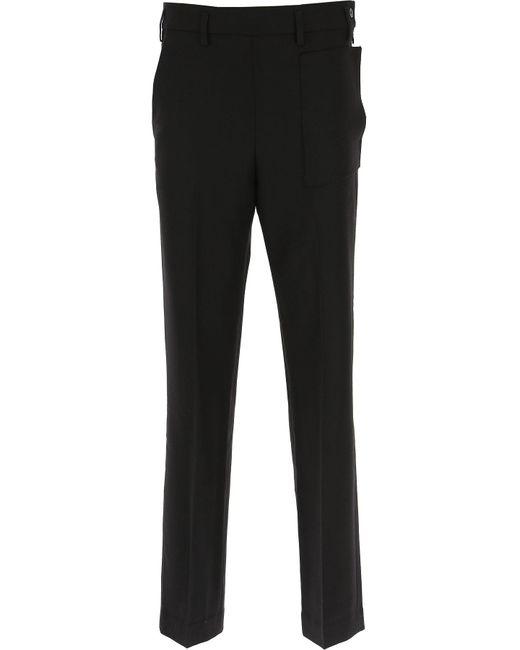 Pantalon Femme Pas cher en Soldes Outlet Golden Goose Deluxe Brand en coloris Black