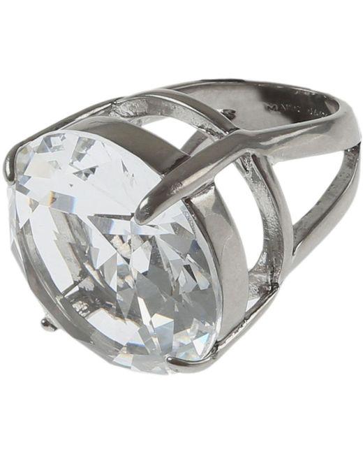 Marc Jacobs - Metallic Ring For Women - Lyst