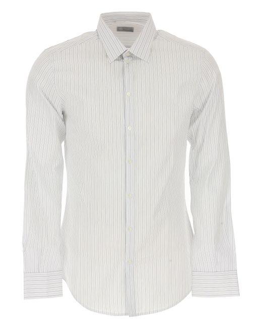 Dolce & Gabbana - White Shirt For Men On Sale In Outlet for Men - Lyst