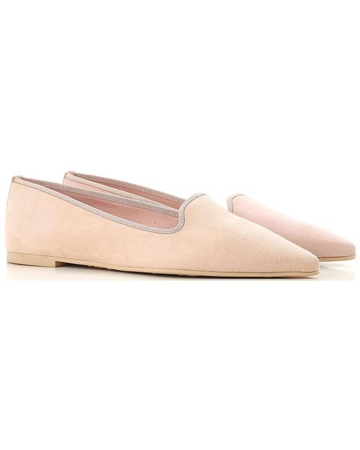 Pretty Ballerinas Pink Shoes For Women