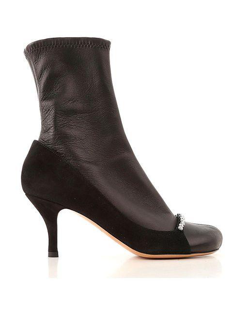 Botas de Mujer Valentino Garavani de color Black