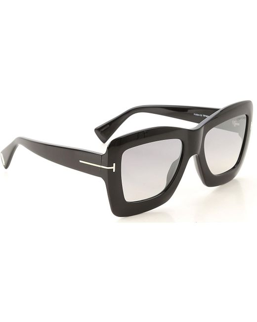 Tom Ford Black Sunglasses On Sale