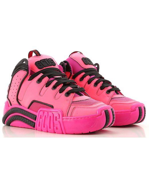 Sneaker Femme Pas cher en Soldes Gcds en coloris Pink