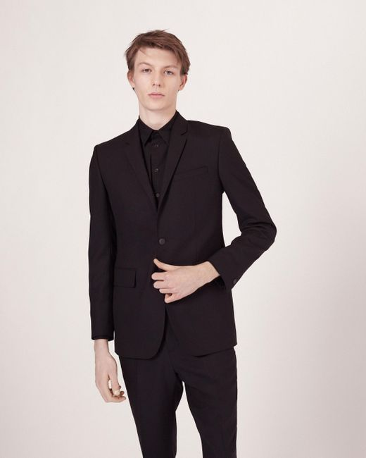 Rag & Bone - Black Razor Jacket for Men - Lyst