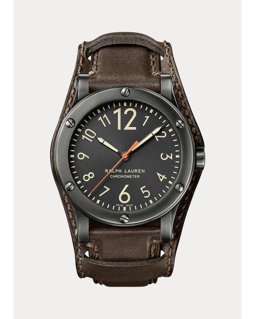 Chronomètre Safari 45 MM Ralph Lauren pour homme en coloris Multicolor