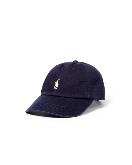 Polo Ralph Lauren | Blue Cotton Chino Sport Cap for Men | Lyst
