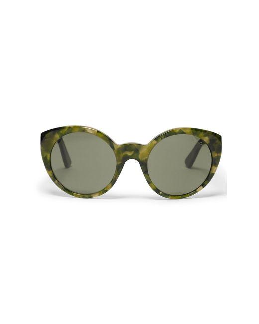 Pink Pony | Green Retro Cat Eye Sunglasses for Men | Lyst