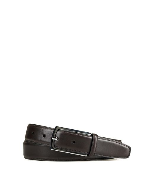 Pink Pony | Black Calfskin Belt for Men | Lyst