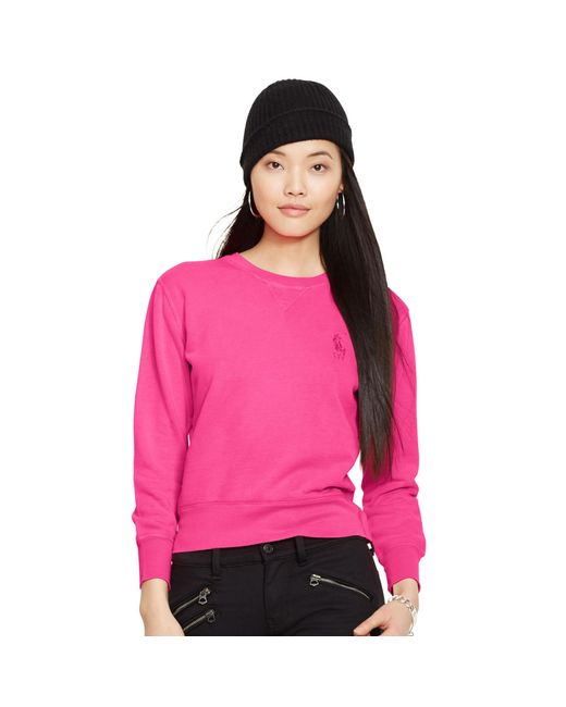 Pink Pony   Pink Pony Crewneck Sweatshirt   Lyst