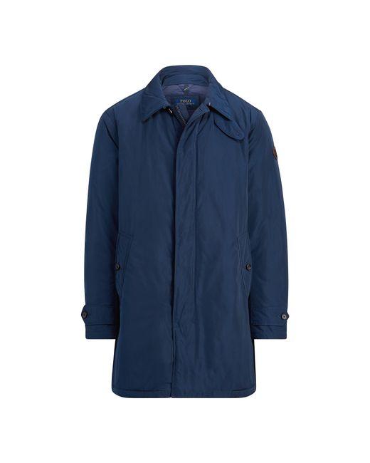 Ralph Lauren Blue Water-resistant Commuter Coat for men