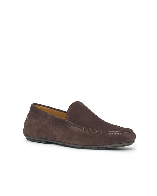 Pink Pony | Brown Hampshire Suede Driver for Men | Lyst